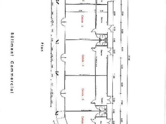 Location divers 2 pièces 120 m2