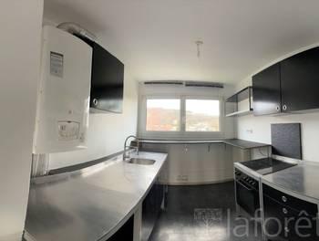 Appartement 4 pièces 69,32 m2