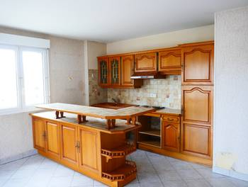 Appartement 3 pièces 76,76 m2