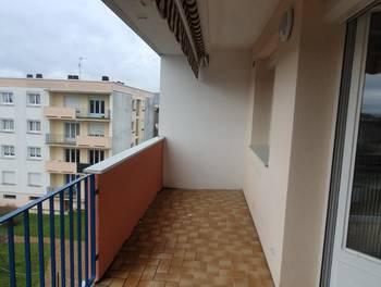 Appartement 4 pièces 92,19 m2