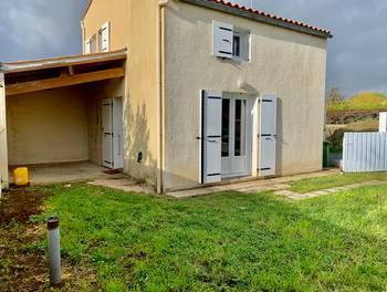 Maison 3 pièces 39,22 m2