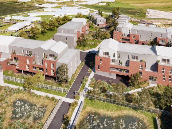 Vente appartement 3 pièces 65,94 m2