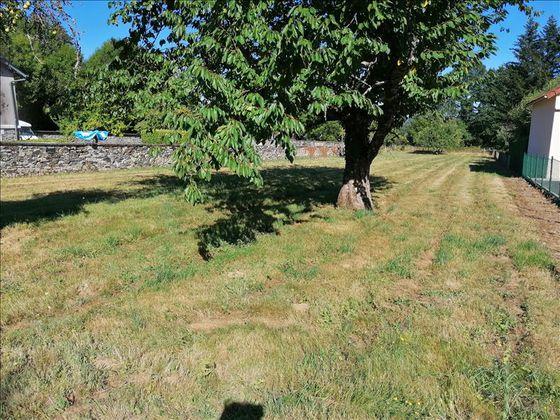 Vente terrain 1769 m2