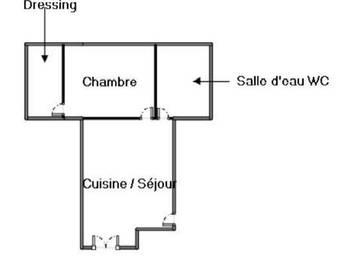 Appartement 2 pièces 51,09 m2