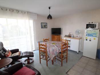 Appartement 2 pièces 35,49 m2