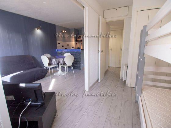 Vente appartement 2 pièces 28,09 m2
