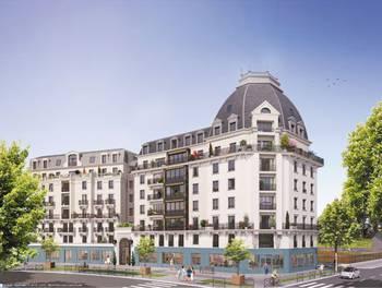 Appartement 5 pièces 118,61 m2