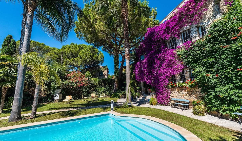 Villa avec jardin et terrasse Antibes