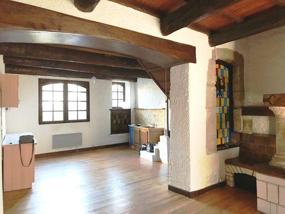 Vente maison 2 pièces 80 m2