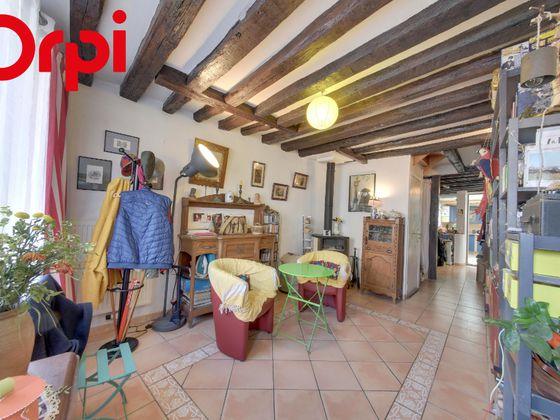 Vente maison 3 pièces 65,47 m2