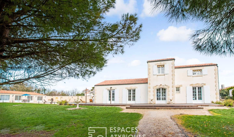 Maison avec piscine et terrasse Chatelaillon-plage