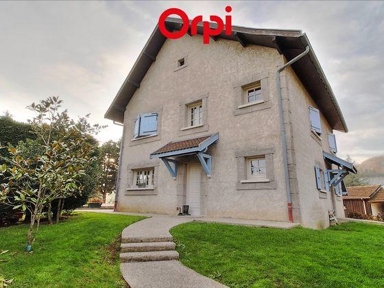 Vente maison 5 pièces 180,06 m2
