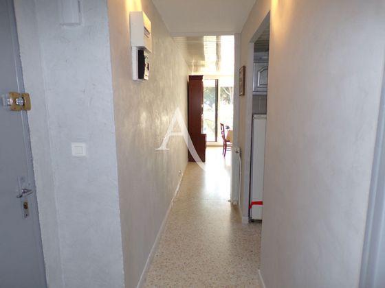 Location appartement meublé 2 pièces 36,17 m2