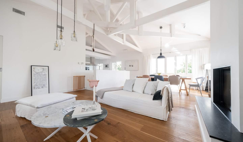 Villa avec piscine et terrasse Pyla sur mer
