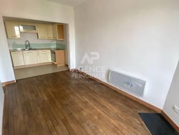 Appartement 2 pièces 43,77 m2