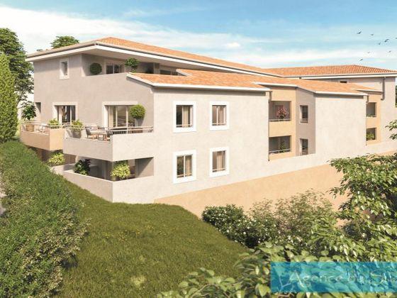 Vente appartement 4 pièces 90,89 m2