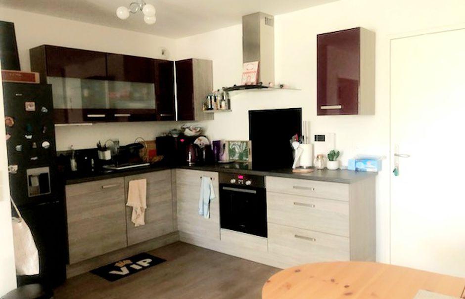Vente appartement 2 pièces 41 m² à Rouen (76100), 110 000 €
