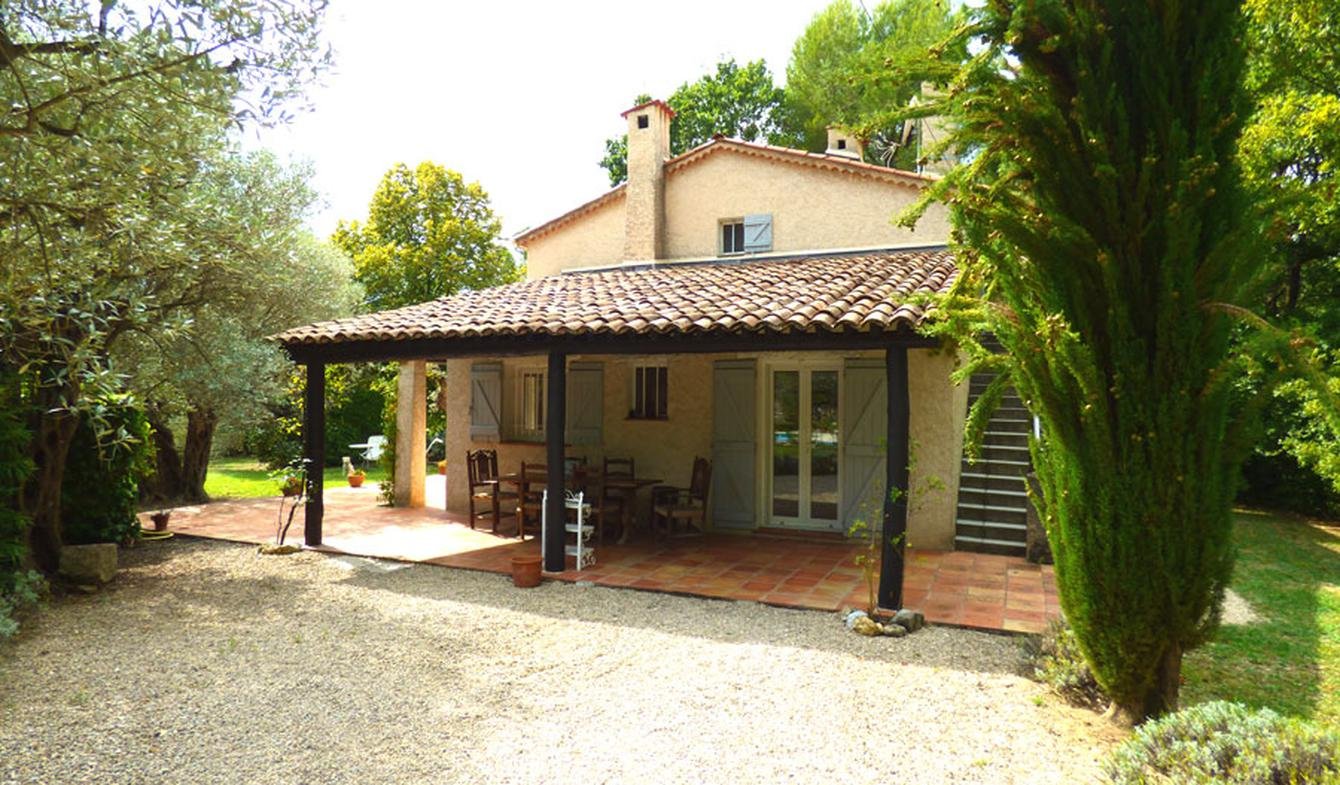 Property with pool Fayence