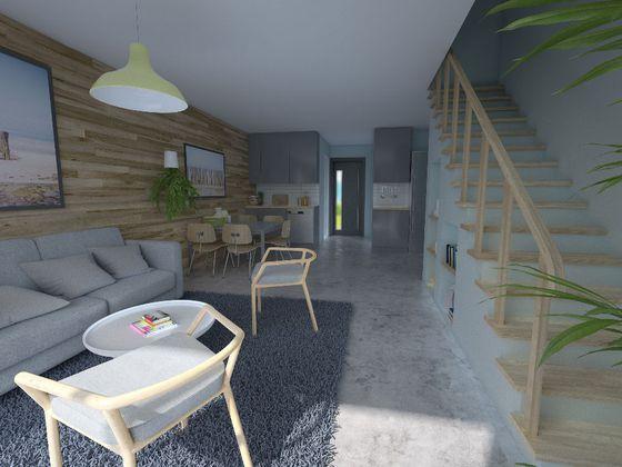 Vente maison 4 pièces 84,38 m2
