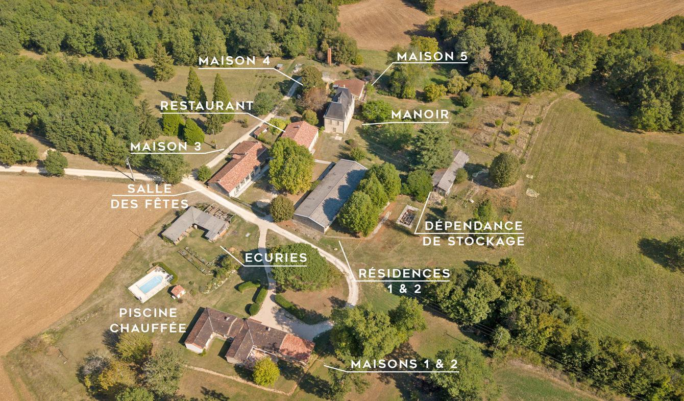 Property with pool Perigueux