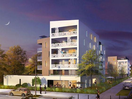 Location appartement 3 pièces 61,87 m2