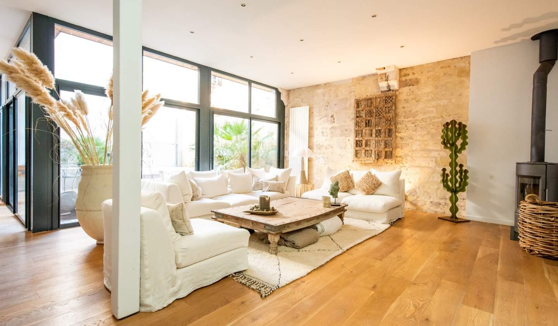 Loft avec terrasse Bordeaux