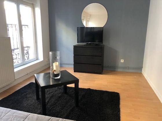Location duplex meublé 3 pièces 70 m2