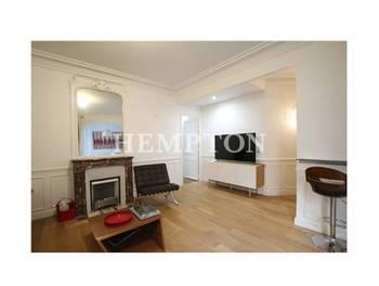 Appartement meublé 3 pièces 77,71 m2