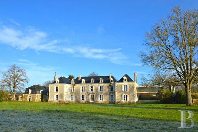 Château, Angers