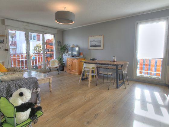 Vente appartement 4 pièces 75,51 m2