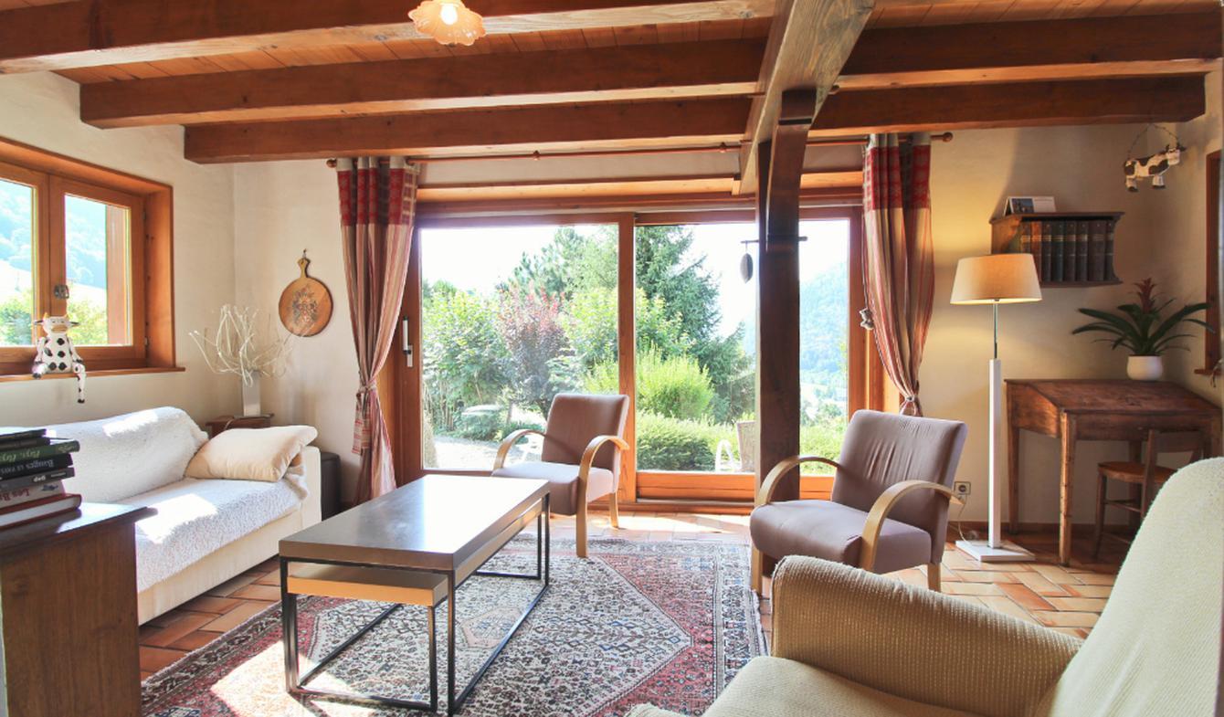 Maison avec terrasse La Compôte