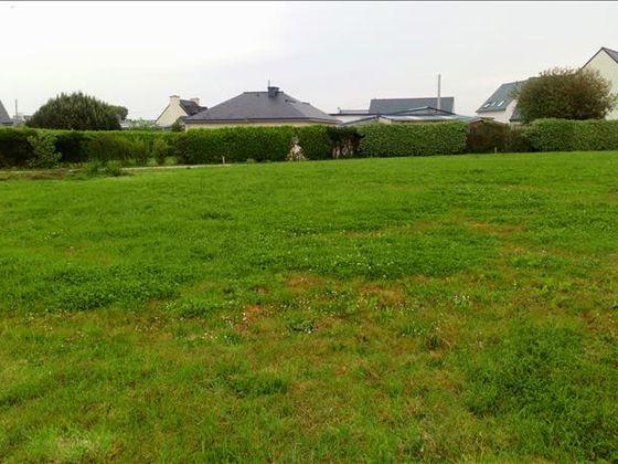 Vente terrain 846 m2