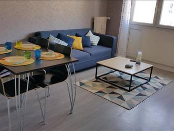 Appartement meublé 3 pièces 71,16 m2