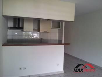 Appartement 2 pièces 43,28 m2