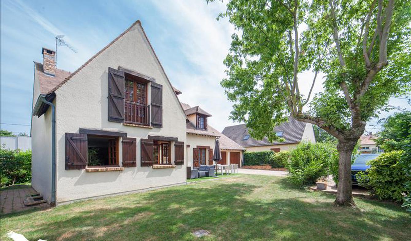 Maison Saint-Leu-la-Forêt