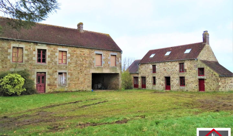Maison Joué-du-Plain