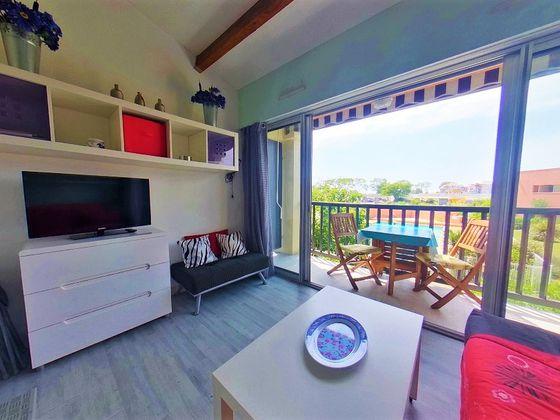 Vente appartement 2 pièces 29,45 m2
