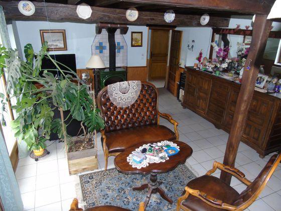 Vente maison 8 pièces 154,01 m2