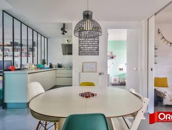 Appartement 4 pièces 74,4 m2