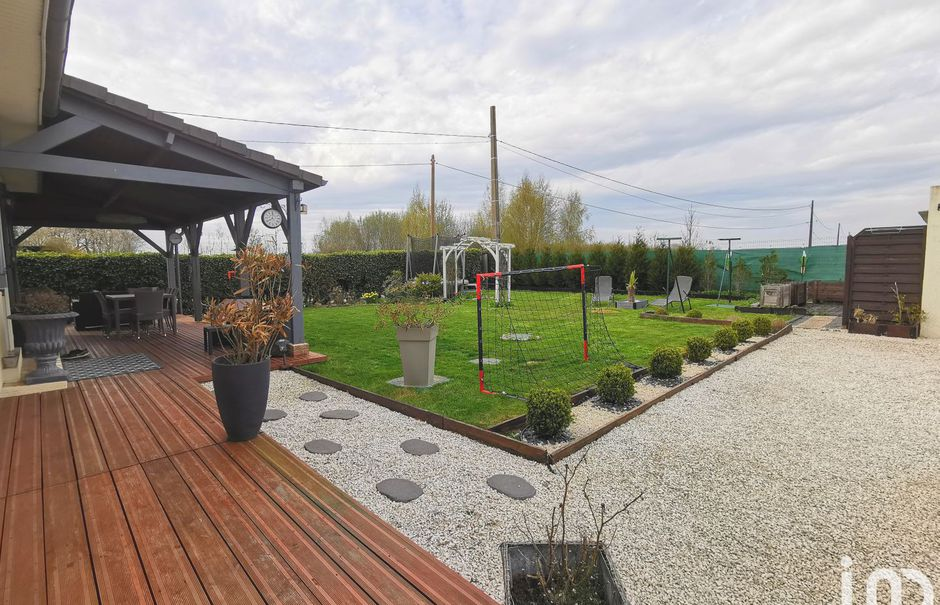 Vente maison 5 pièces 110 m² à Barleux (80200), 164 500 €