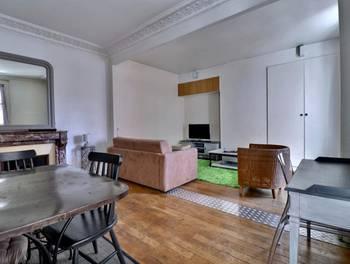 Appartement meublé 2 pièces 41,24 m2