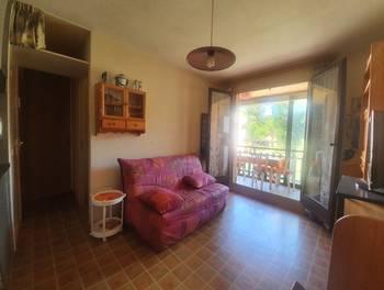 Appartement 2 pièces 24,83 m2