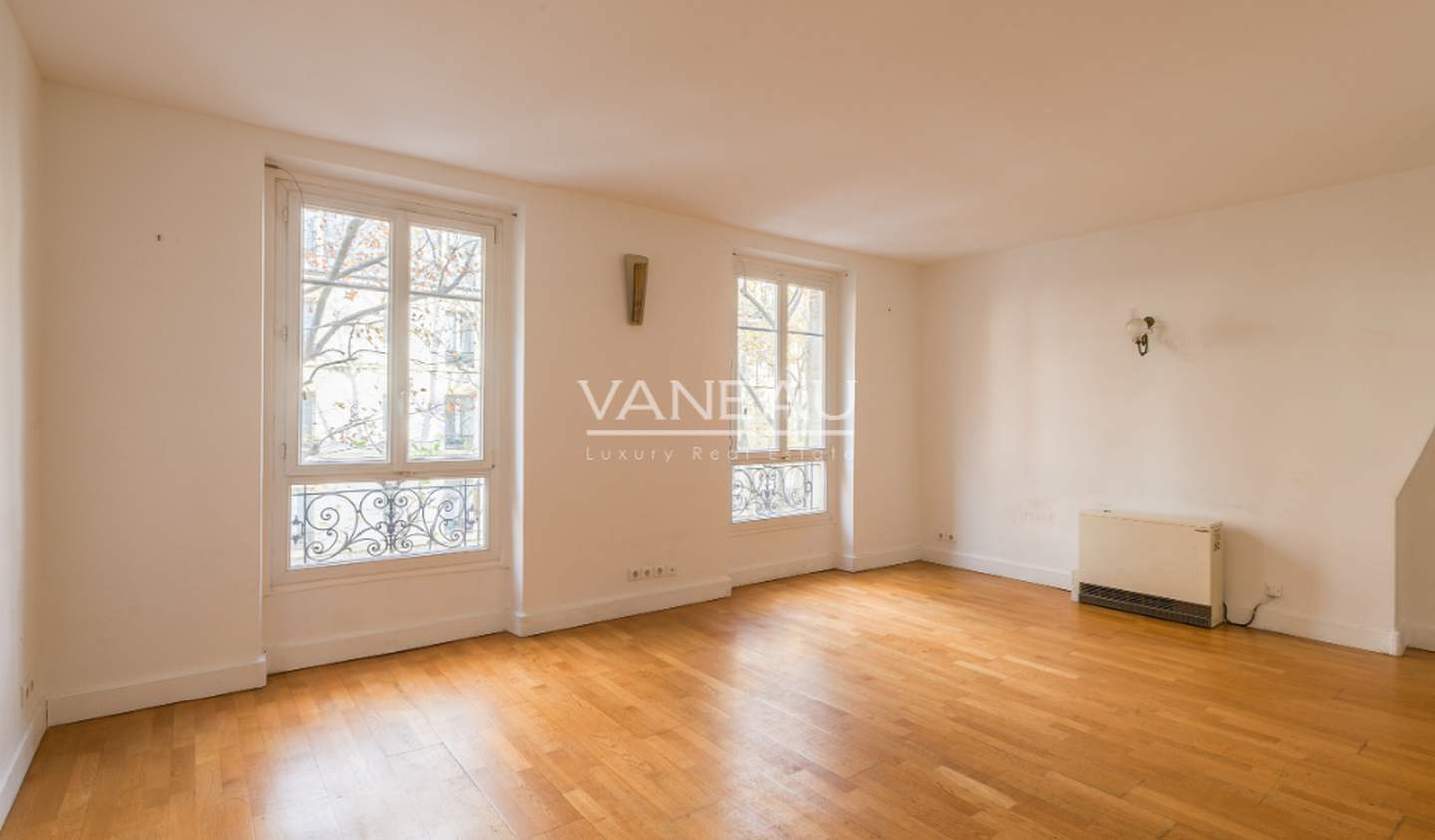Appartement Paris 19ème