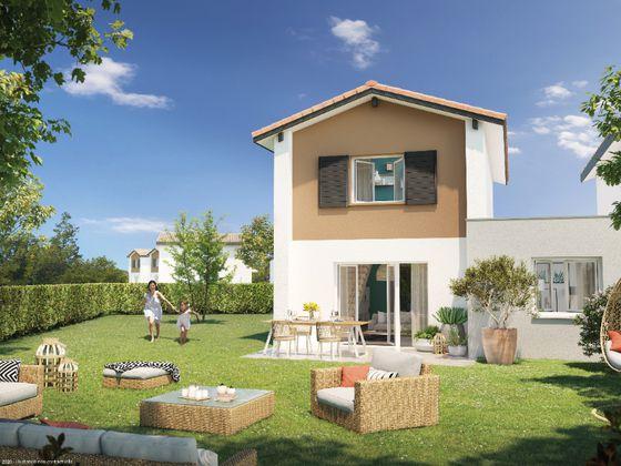 Vente maison 4 pièces 87,16 m2