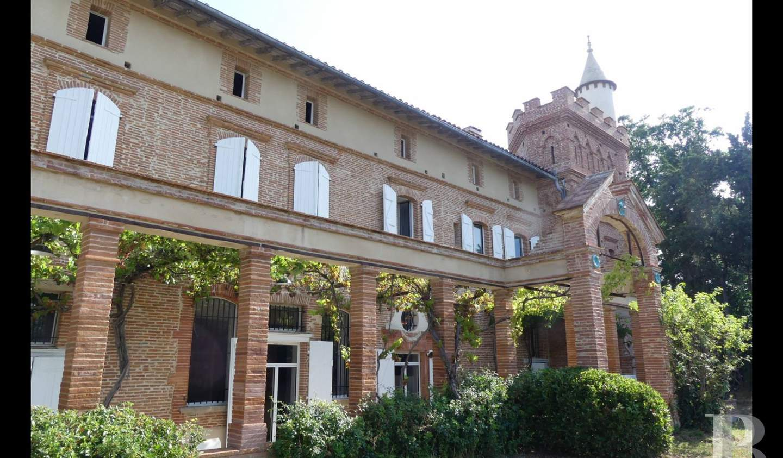 Castle Toulouse