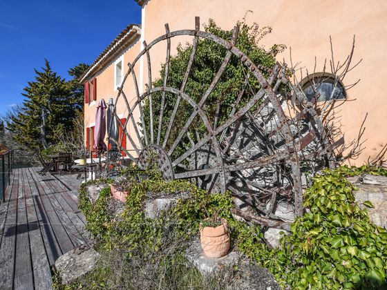 Vente moulin 12 pièces 300 m2