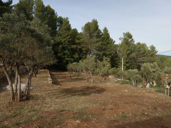 Vente terrain 1383 m2