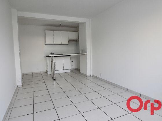 Vente appartement 3 pièces 50,36 m2