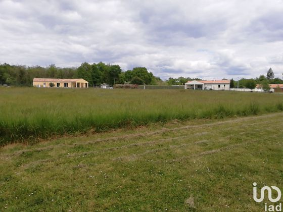Vente terrain 2222 m2