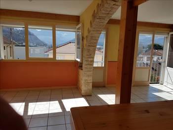 Appartement 2 pièces 54,44 m2